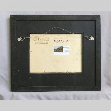 MustardFields, 9x12, reverse