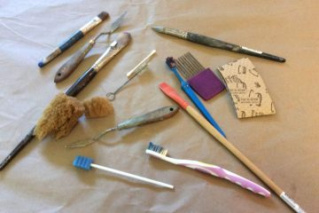 Painting Tools to add Texture