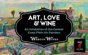 Wargin Wines - Art, :Love & Wine