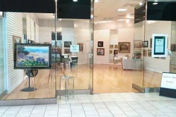 Gallery A-04 in Capitola Mall