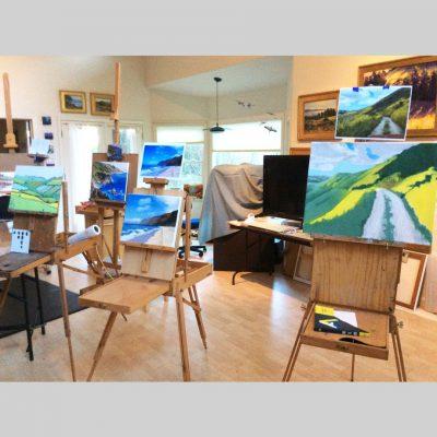 Hausman Studio Classroom