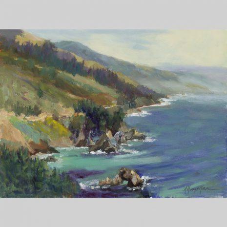 Big Sur Big View 12x16