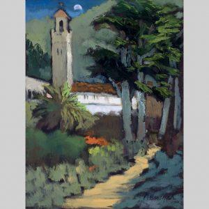 Monastery Cypress 12x9