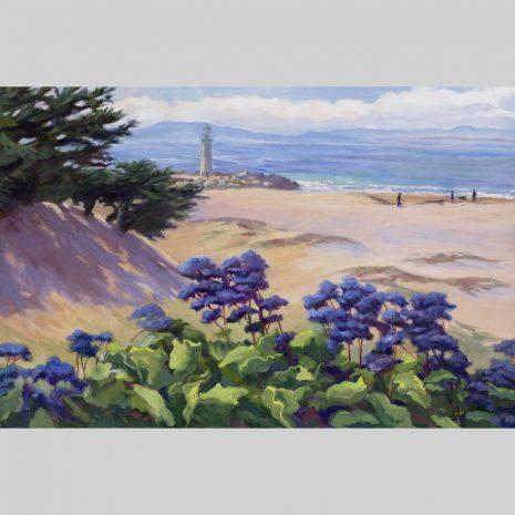 Sea Lavender 24x36