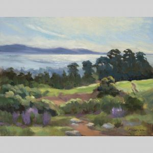 View from the Hill 14x18