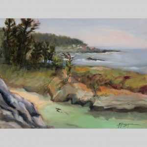 Point Lobos Spring 12x16
