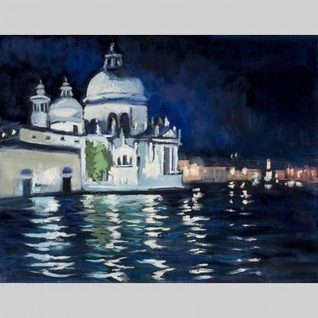 Venice Night 11x14