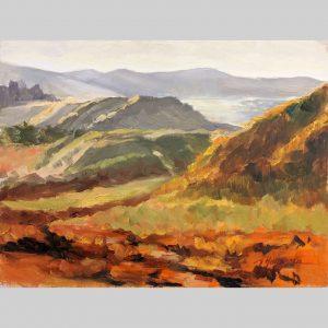 Dune Morning 9x12
