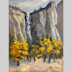 Fall Colors Yosemite 12x9