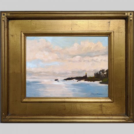 Harbor Guardian 9x12 SD 1035G gold frame