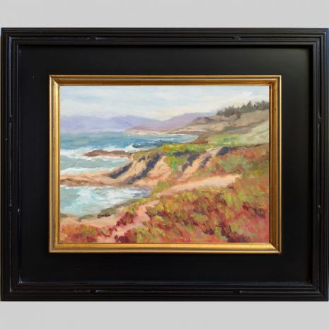 Ice Plant Trail 12x16 1030 BnG frame