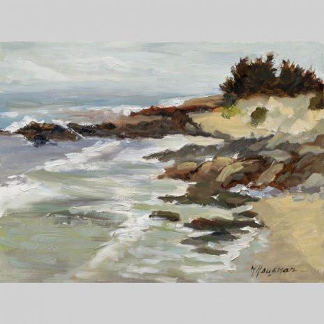 Rocky Beach 9x12