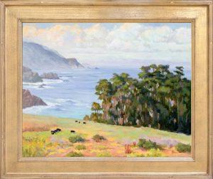 Viva la Vida, 24x30, oil, 4 inch gold 2010 frame