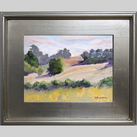 Morning Meadow 9x12 3PS silver